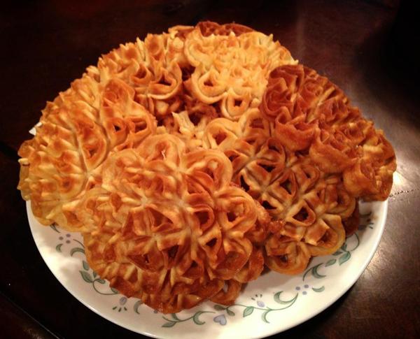 Lotus Flower Blossom Cookie Annievangcom