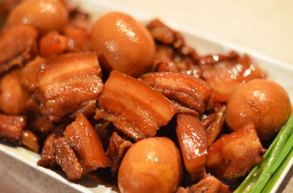 sweet pork hmong